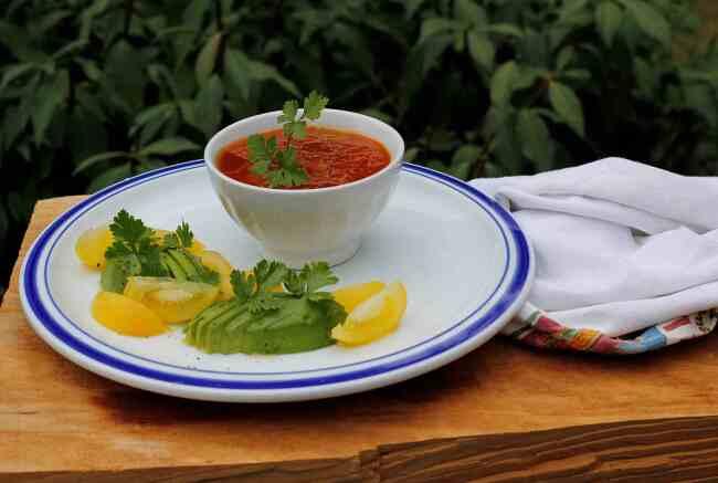 항산화 효과 배가 되는 토마토요리법