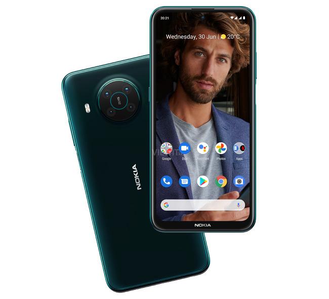 [스마트폰] 노키아 X10(Nokia X10)
