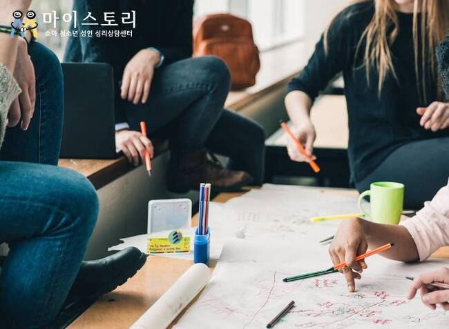 마이스토리 연구소, '성서대학교 어린이집' 장애아 부모 대상 심리검사/집단미술치료 진행