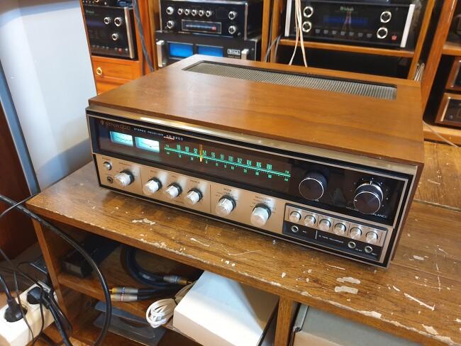 KENWOOD 켄우드사의 베스트셀러 KR-6200..