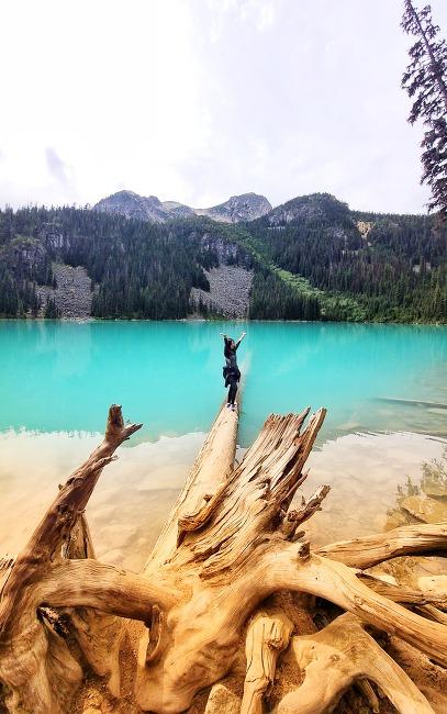 조프리레이크(Joffre Lake) 하이킹
