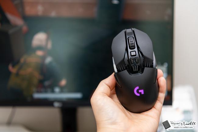 게이밍 마우스 추천 로지텍 G903 HERO 첫인상..