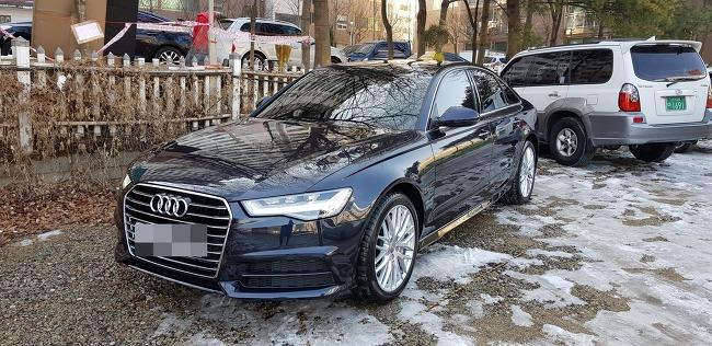 [Audi] 아우디 A6 TFSI  ? TDI?