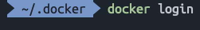 docker hub login시 error 발생!