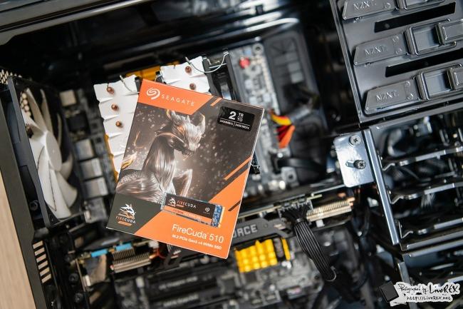 SSD 추천, 씨게이트 파이어쿠다 510 2TB 후기