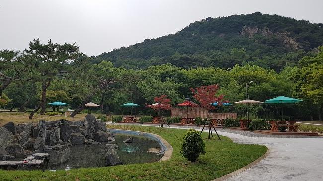 옥구공원·갯골생태공원, 취사존 개장