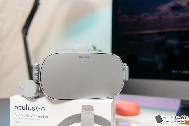 VR 기기 오큘러스 GO로 즐겨본 SKT 버추얼..