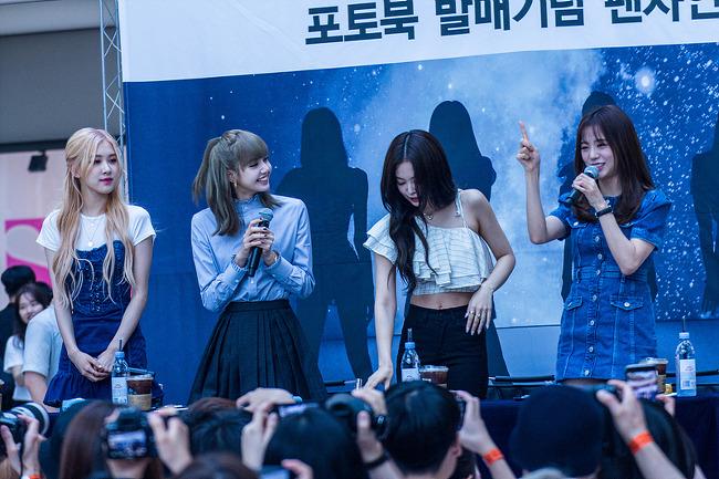 6월 30일 블랙핑크 팬사인회