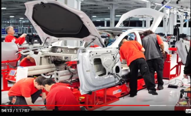 전기자동차가 생산시스템에 미치는 영향