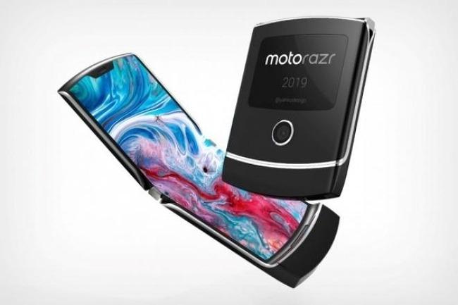 모토로라 레이저(RAZR), 과거의 영광을 폴더블폰으로 되찾겠다.
