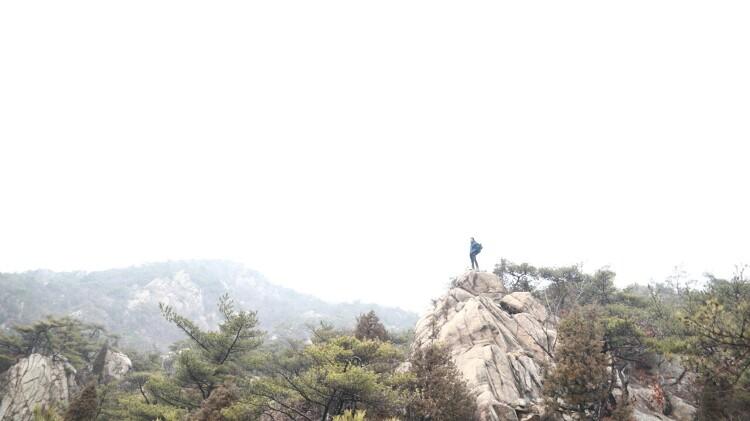 [토요산행] 관악산 무명능선 190330
