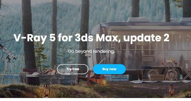 V-Ray 5 update 2 for 3ds Max 출시