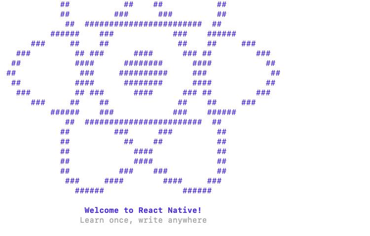 react native android debug 빌드가 실패해요
