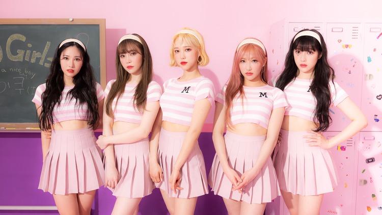 5인조로 재 구성된 헤이걸스, 5번째 싱글 '아이쿠' 로 5월에 컴백