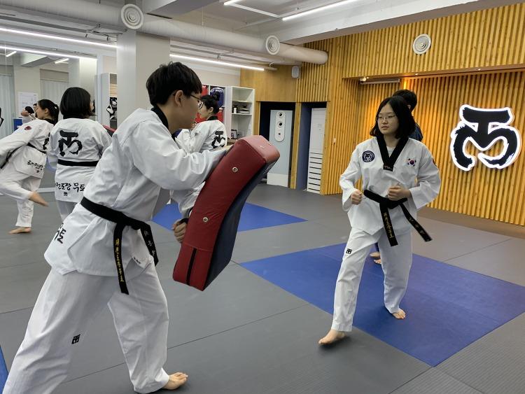 <성인태권도> 서초관 수련영상