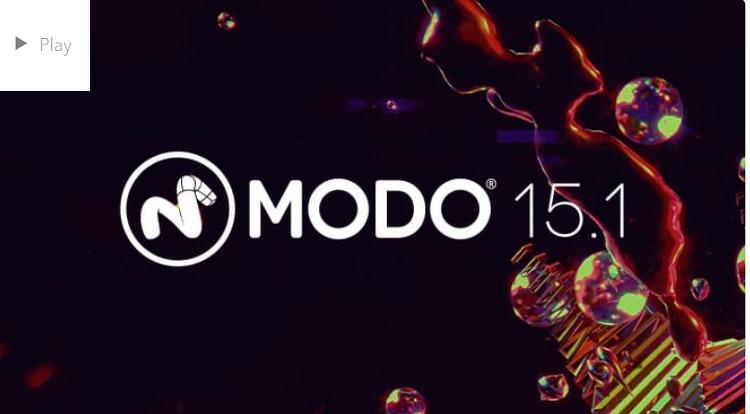Foundry Modo 15.1