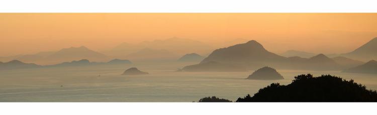 남해의 풍경