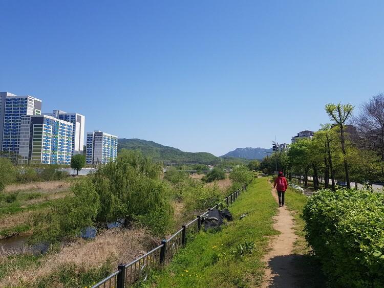 [일요트레킹] 북한산 둘레길 9구간 마실길 210425