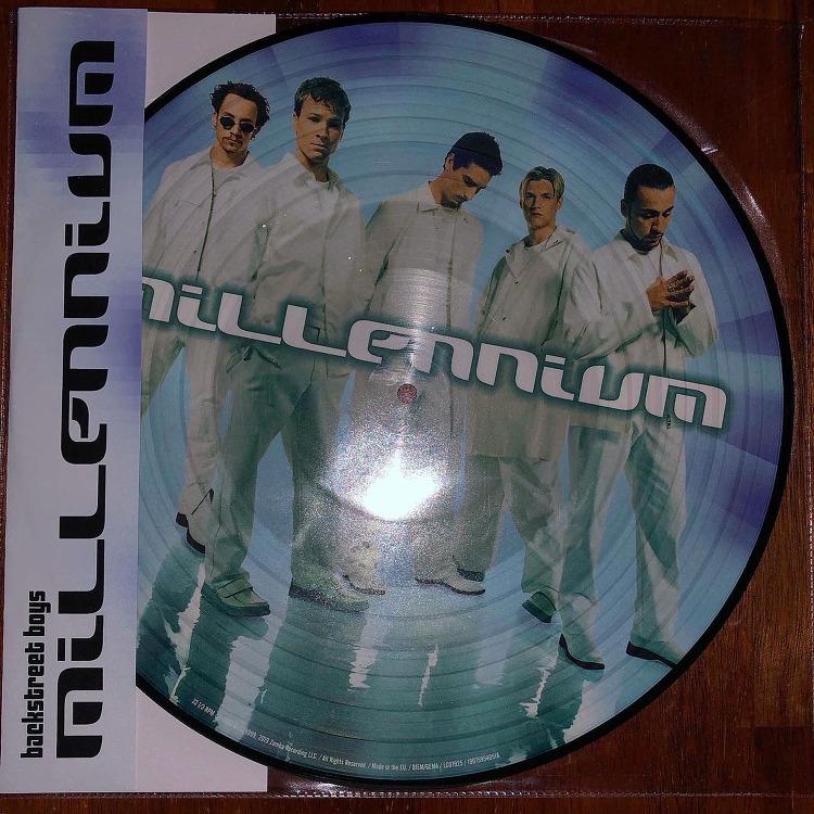백스트리트 보이즈 (Backstreet Boys) - MILL..