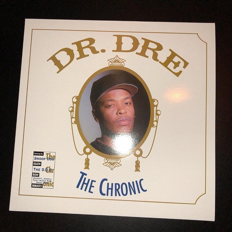 닥터 드레 (Dr.Dre) - THE CHRONIC (1992)