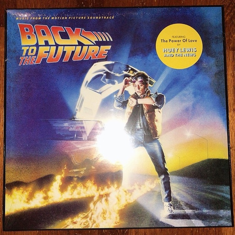 V.A - BACK TO THE FUTURE OST (1985)
