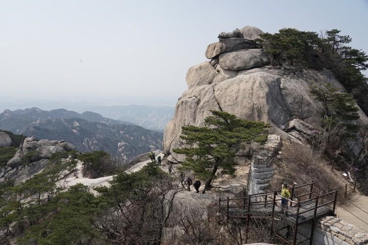 [토요산행] 북한산 의상능선 20210410