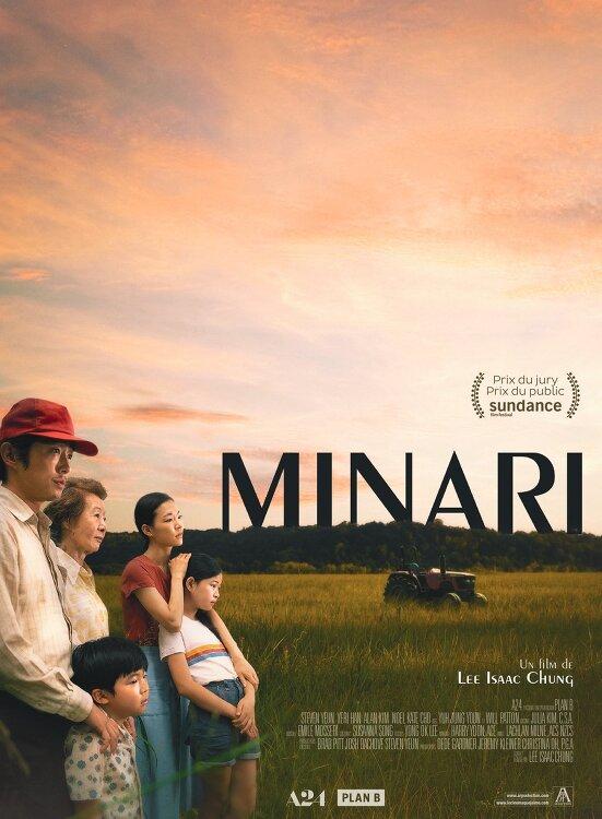 #영화로 공부하는 영어/중국어# 제 78회 골든 글로브 외국어영화상의 영화 《미나리, MINARI, 米纳里》 자막대본