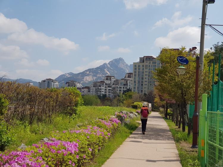 [일요 트레킹] 북한산 둘레길 10구간-11구간