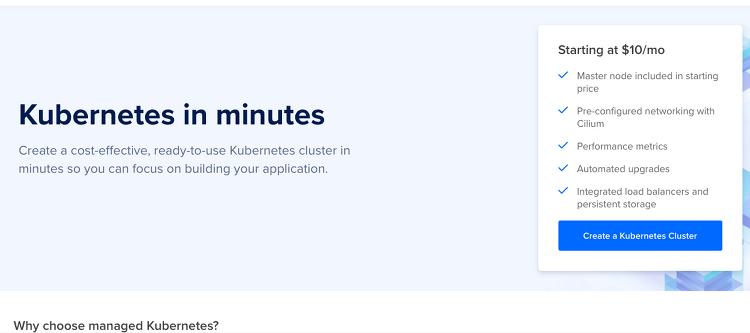 클라우드 서버 업체들이 가는 방향 - 쿠버네티스 kubernetes