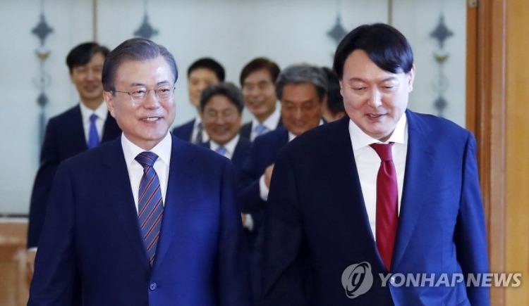 채동욱과 윤석열의 '운명'