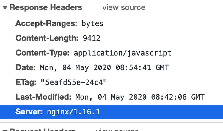 nodejs는 API를 처리할테니 nginx는 정적파일을 처리해라