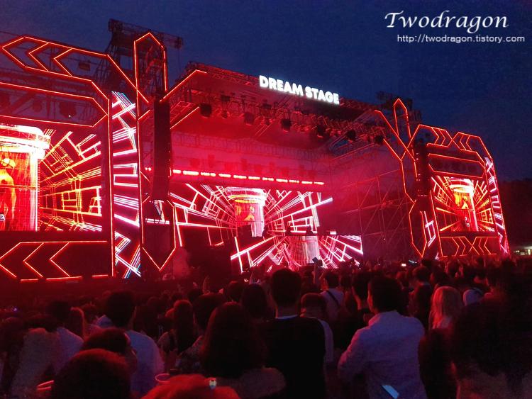 월디페 페스티벌 World DJ Festival (WDJF) 2019 축제 분위기