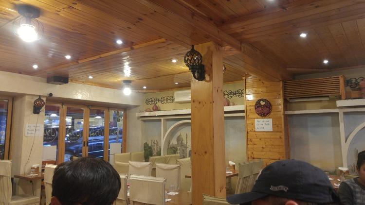 할랄(HALAL)식으로 만든 한국음식을 먹어보고..