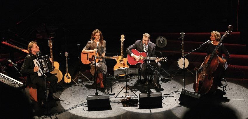Avalanche Quartet - Seems So Long Ago, Nancy