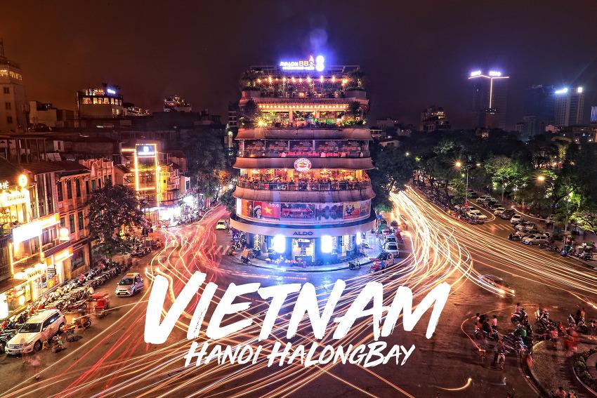 베트남 여행! 하노이 액티비티 케이케이데이로
