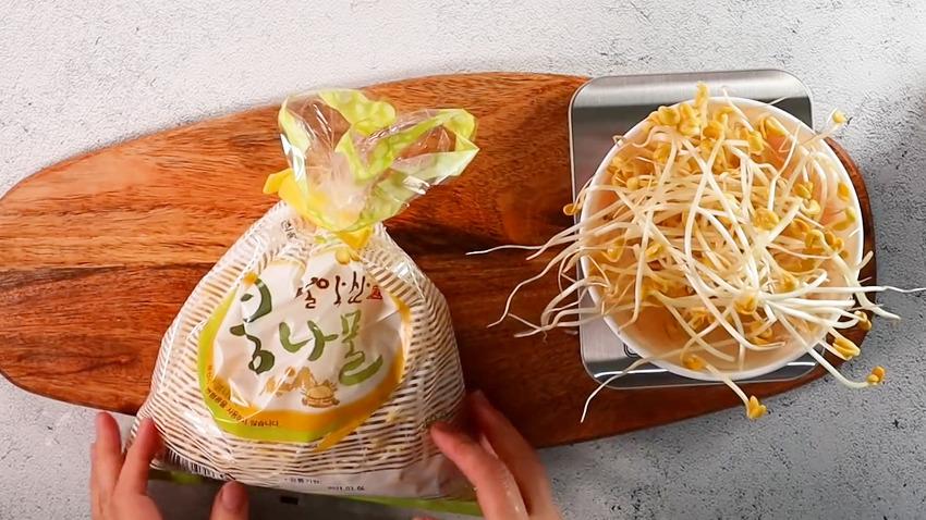 콩나물요리 7가지 : 재료별 일주일 반찬 만들기