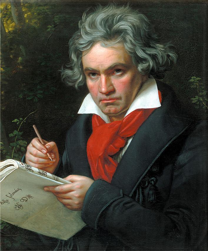 [이건음악회/이건블로그] '베토벤 탄생 250주년' 클레식의 황제같은 그가 운명처럼 다가온 2020년.