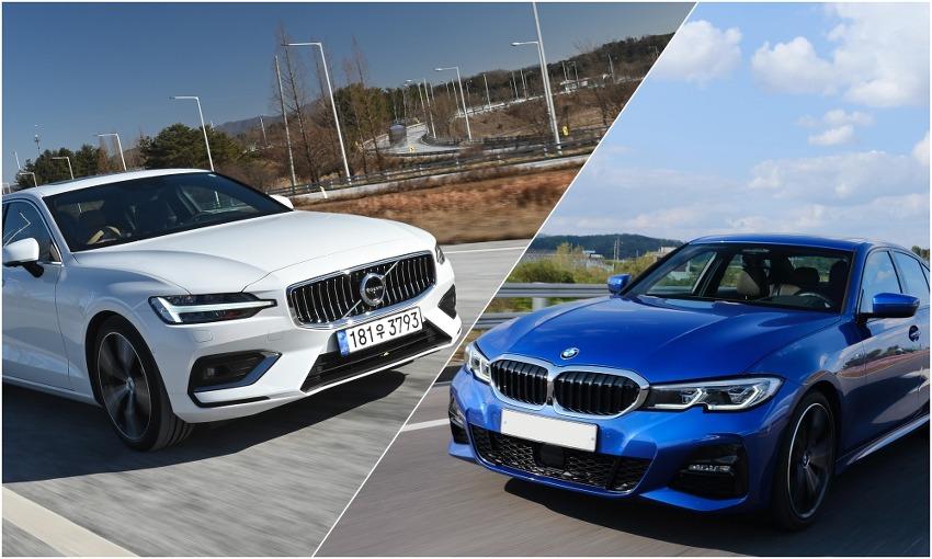[비교시승] 볼보 S60 vs BMW 330i 어떤 맛을 선택할까?!