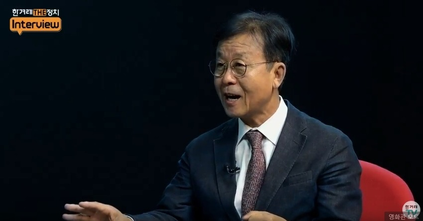 """[한겨레] 원혜영 """"15만 평양시민 앞 '비핵화.."""