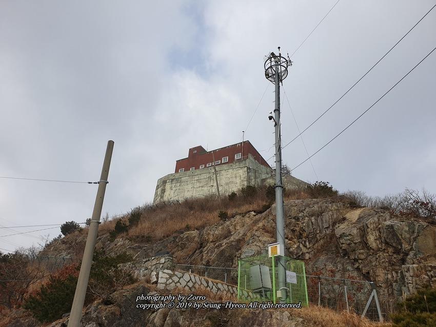합천 오도산 중계소 일출 사진 도전기