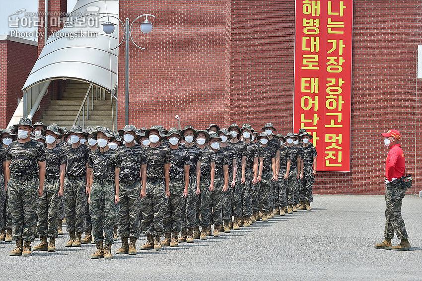 신병 1271기 1,2교육대 3주차 - 훈련모음