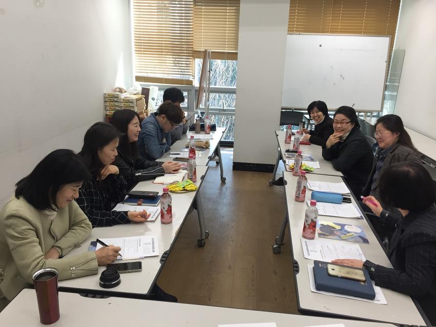 [활동] 청소년봉사학습 실천학교-상신중학교