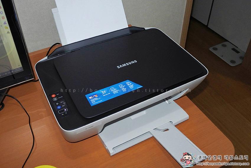 [롯데홈쇼핑] 삼성전자 SL-J1660 정품 잉크젯복합기