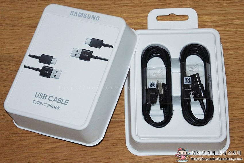 [롯데홈쇼핑] 삼성전자 정품 USB Type-C 케이블 EP-DG930M