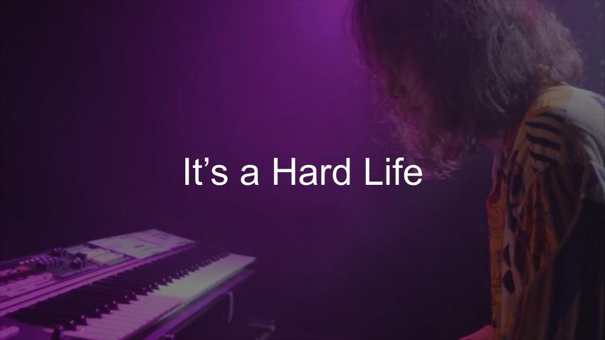 [영상] 퀸(Queen) 피아노 솔로 It's a Hard Life