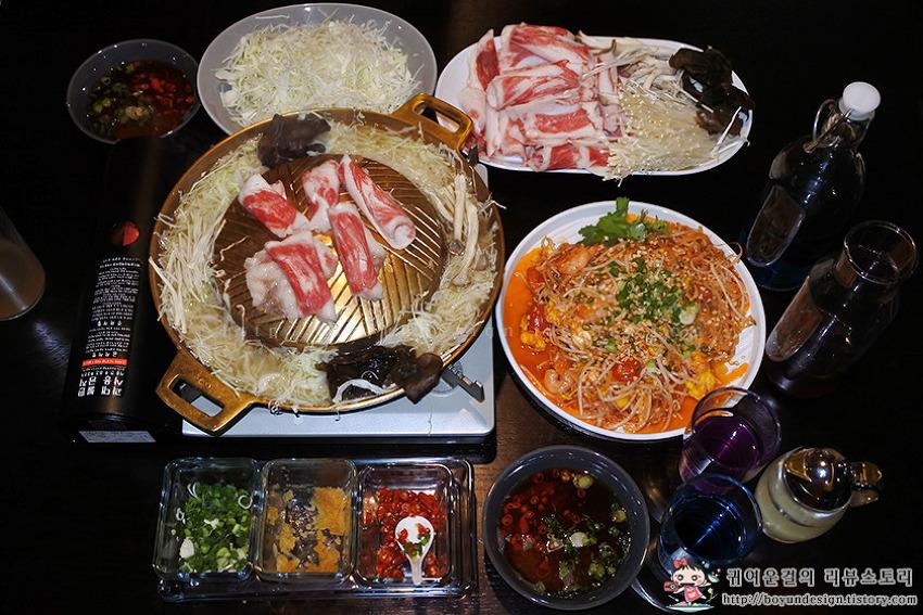 [해방촌맛집/녹사평역맛집]서강준, 남지현, 남주혁도 다녀간 핫한 태국음식점 아로이찡찡