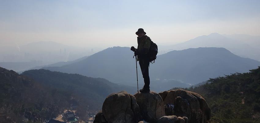 [일요산행] 삼성산 191208