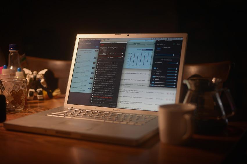 [Mac-Fi ] Airfoil 을 이용한 무선 멀티 스피커..