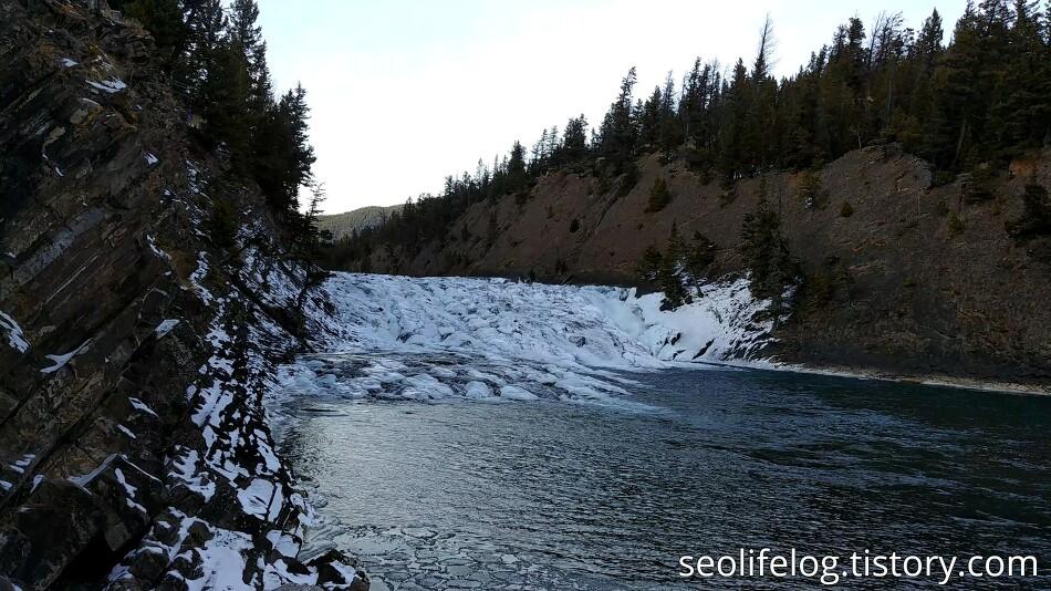 [캐나다 밴프 2박3일 여행] Part 2: 레이크 루이스 + 보우폴스 + 데이빗톰슨 고속도로 + 산양