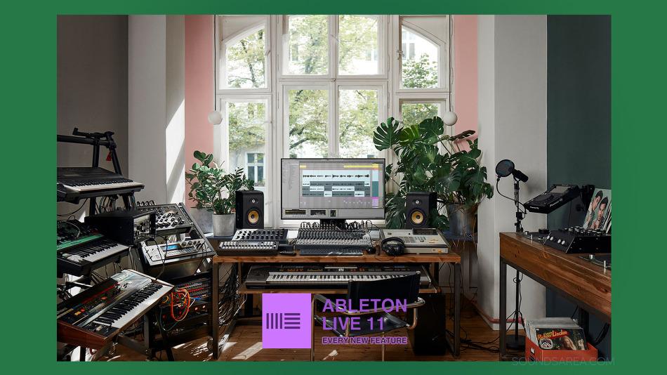 Ableton - Live 11 Suite 11.0.1 x64 (NO INSTALL, SymLink Installer) [03/20/2021] - sequencer